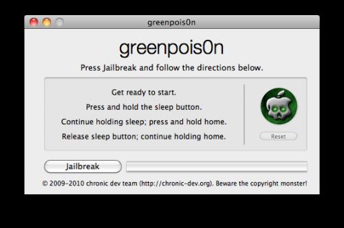 greenpoison rc6 windows