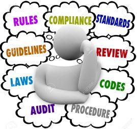 25837651-cumplimiento-y-palabras-relacionadas-como-directrices-normas-leyes-auditor-as-procedimientos-y-leyes-foto-de-archivo